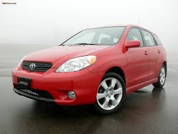 Toyota Matrix - Pictures, posters, news and videos on your pursuit ...