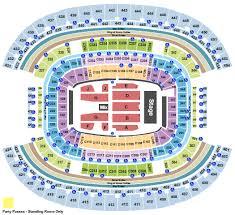 Ed Sheeran Acc Seating Chart Ed Sheeran Packages