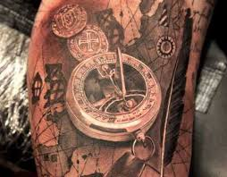 Top 10 Designy Kompasu Tetování Czhair Actioncom