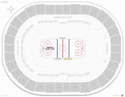 Pittsburgh Paints Arena Seating Chart Xfinity Center Seating Map Lovely Pittsburgh Penguins