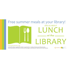 Lunch At The Library Bookmarks Iread Reading Programs