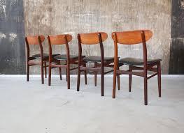 4 Esszimmer Stühle Stilraumberlin Dänische Design Möbel