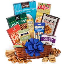 snack gift basket clic