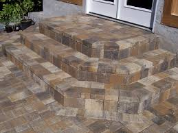 40 paver patio steps brick paving macomb county landscaping design brick timaylenphotography com