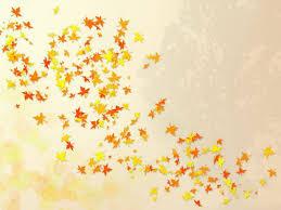 Fall Leaves Background Powerpoint Under Fontanacountryinn Com