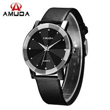 online buy whole mens big face diamond watches from mens black face diamond women watches simple style casual men wristwatch unisex sport watch men famous brand