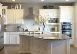 white painted glazed kitchen cabinets. Image Of: Best White Glazed Kitchen Cabinets Painted N