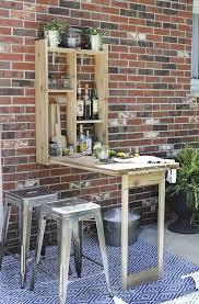 9 cool diy outdoor murphy bars for