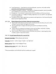 Modern Design Ejemplos De Resume De Trabajo Ejemplo De Cv Para