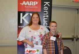 award winning ashland th grader honors ldquo grandma rdquo in grandparent dana and michael
