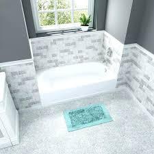 briggs bathtub porcelain enameled steel bathtub durable tubs offer innovative slip resistant finish for improved bathroom