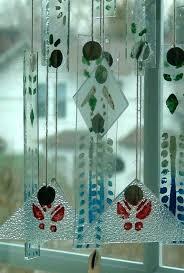 stained glass wind chime stained glass wind chimes patterns
