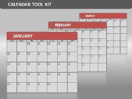calendar template for powerpoint calendar template for powerpoint calendar tool kit a powerpoint