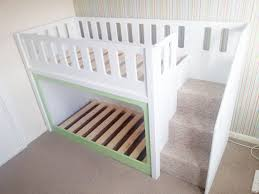 low bunk beds for toddlers style toddler ideas image of diy with stairs loft dresser and