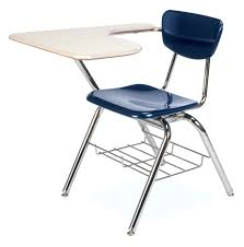 chairs folding chair desk series student w tablet arm set of with wheels unique table and