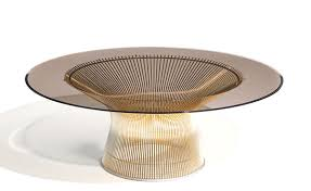 platner furniture. Platner Gold Plated Coffee Table 36 Furniture R