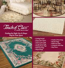 choose the right area rug for your space