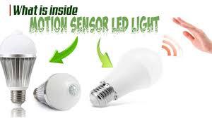 Inside Motion Lights What Is Inside Motion Sensor Light Bulb Review Light