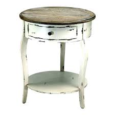 side tables round white bedside table small side bedroom tables that functional and stylish sm