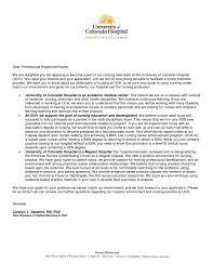 Sample Cover Letter For Nurse Practitioner Preceptorship Look