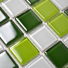kitchen backsplash glass tile green. Glass Mosaic Tile Backsplash Kitchen Wall Tiles Green And White Mixed  Crystal Design Swimming Pool Kitchen Backsplash Glass Tile Green O