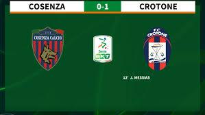 20a giornata Serie BKT - Cosenza-Crotone - Lega B