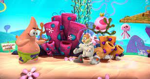 Nickelodeon All-Star Brawl: SpongeBob ...