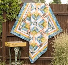 Anthology Batiks Rise 'n Shine Quilt (delightful Batik Fabric ... & Photo 4 of 6 Anthology Batiks Rise 'n Shine Quilt (delightful Batik Fabric  Quilt Patterns #4) Adamdwight.com