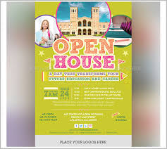 christmas open house flyer open house invitation template 11 free psd vector eps ai