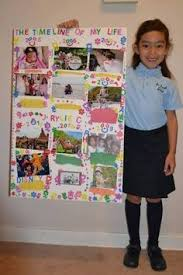 creative timelines for school projects 7 best timelines images timeline project school projects kids
