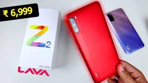 Lava Z2 Unboxing First Sale Unit ...