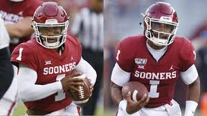 Eagles hc said carson wentz and jalen hurts are both top notch qbs and that he hasn't thought about who will start. Jalen Hurts Kyler Murray Paved The Way For A Guy Like Me