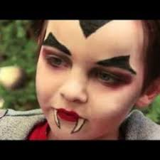 kid s makeup tutorial ghoulish vire makeup vire costumes and ideas