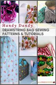 Free Bag Patterns Gorgeous Free Patterns To Sew Bags And Purses AllFreeSewing