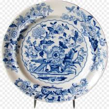 Chinoiserie Design On Pottery And Porcelain China Background