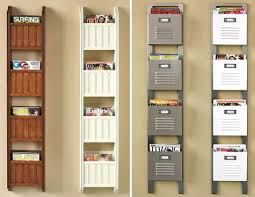 Magazine Storage Lockers.