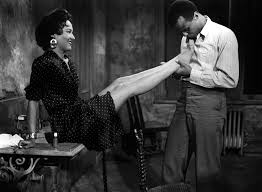 DOROTHY JEAN DANDRIDGE THE FIRST BLACK WOMAN TO BE NOMINATED FOR.