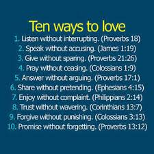 Love Quotes From The Bible Adorable Quotes Bible Love