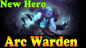 dota 2 patch 6 86 new hero arc warden review youtube