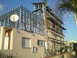 Metal Frame Houses Steel Frame Homes Cyprus Build On Top Of Your Existing House