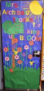 Childrens Learning Activities Teacher Appreciation Week Door