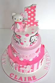 10 Hello Kitty Cakes For Teenagers Photo Hello Kitty Cake