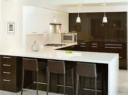 ... Modern Kitchen Design Ideas Amazing 12 Small Modern Kitchen Design  Images 5 Small New Dream Modern ...