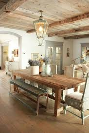 terrific country style dining table best 25 tables ideas on within decor 18