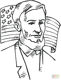 abe lincoln coloring page coloring page abraham lincoln memorial coloring page