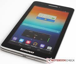 Review Lenovo S5000-F Tablet ...