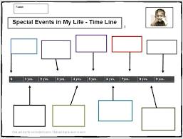 Timeline Template Ks2 Getflirty Co
