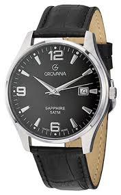 Наручные <b>часы Grovana</b> 1568.1337 — купить по выгодной цене ...
