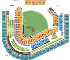 Progressive Field Seating Chart 2015 Indians Vs Rangers Tickets Cheaptickets