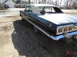 Impala SS Convertible Project